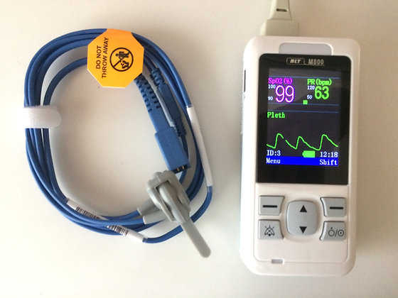 Biolight M800 Pulse Oximeter