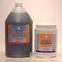 Organisol Powder Detergent