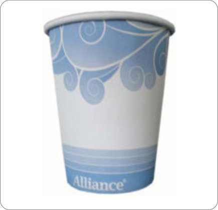 Waxed Paper Cup