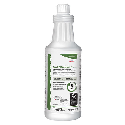 Accel Hard Surface Disinfectant