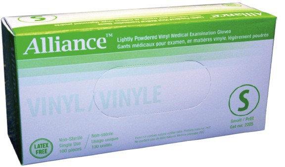 Non-Sterile Vinyl Glove
