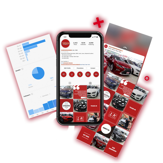instagram for car dealership business.pn