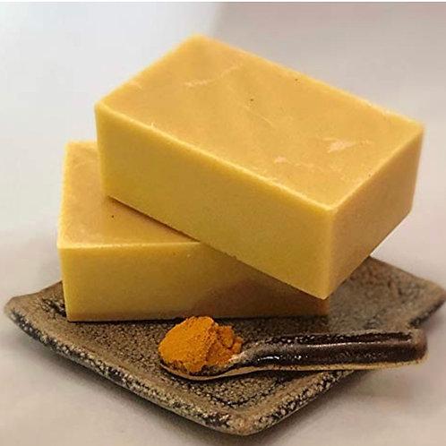 Turmeric & Oatmeal  Organic Soap