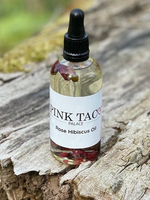 Rose/Hibiscus Oil