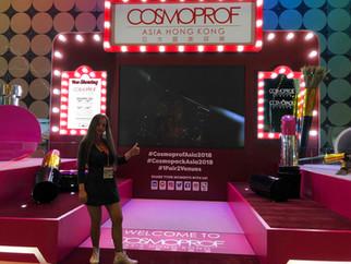 В ноябре в Гонконге пройдет специализированная выставка COSMOPROF