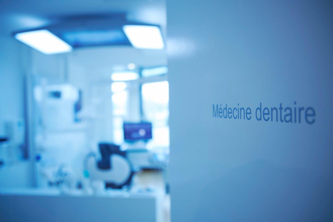 Cabinet dentaire_LA CLINIQUE