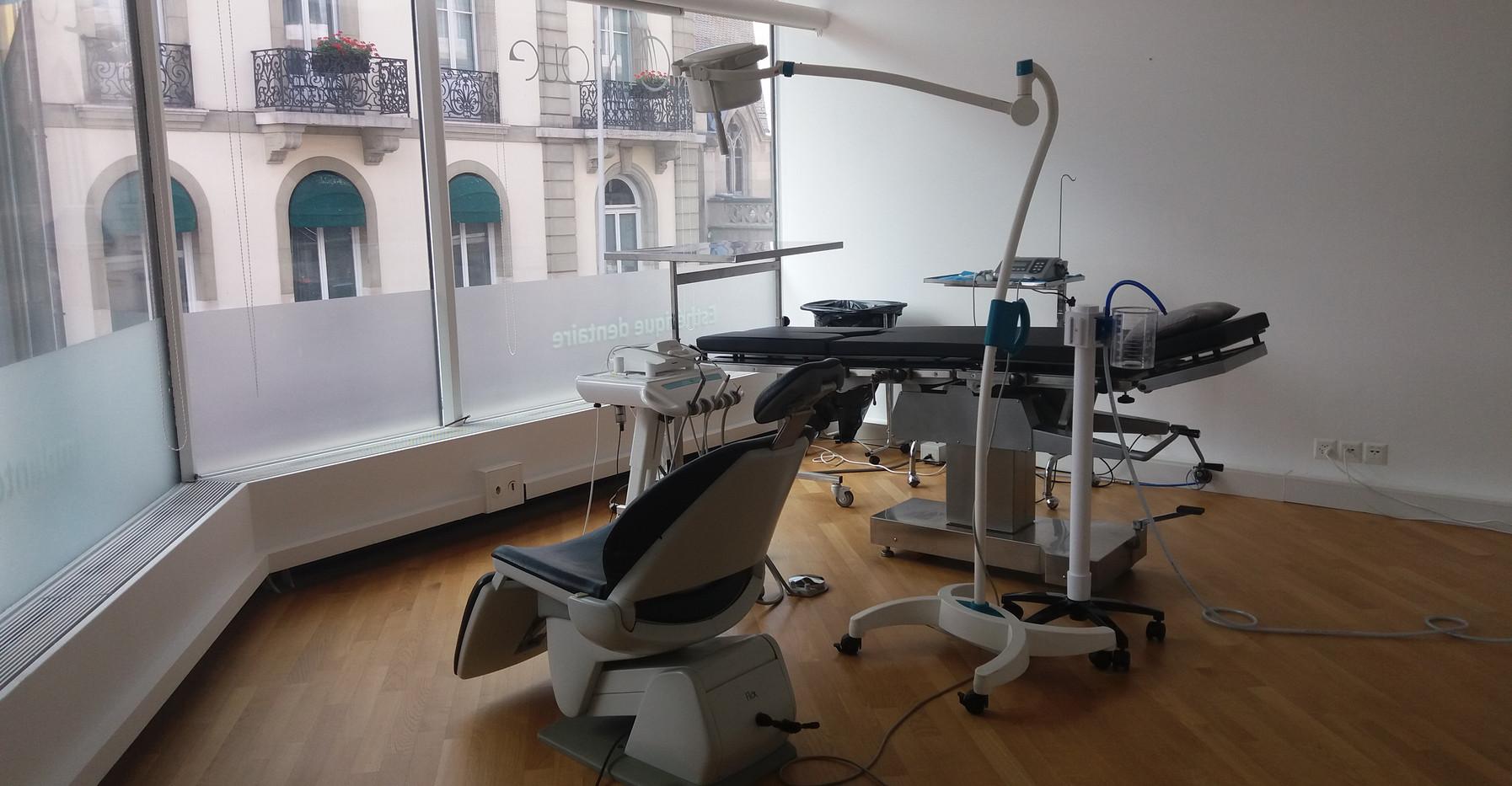 Plateau chirurgical_LA CLINIQUE