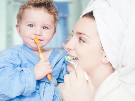 Hygiène bucco-dentaire chez l'enfant: tout ce qu'il faut savoir en tant que parents