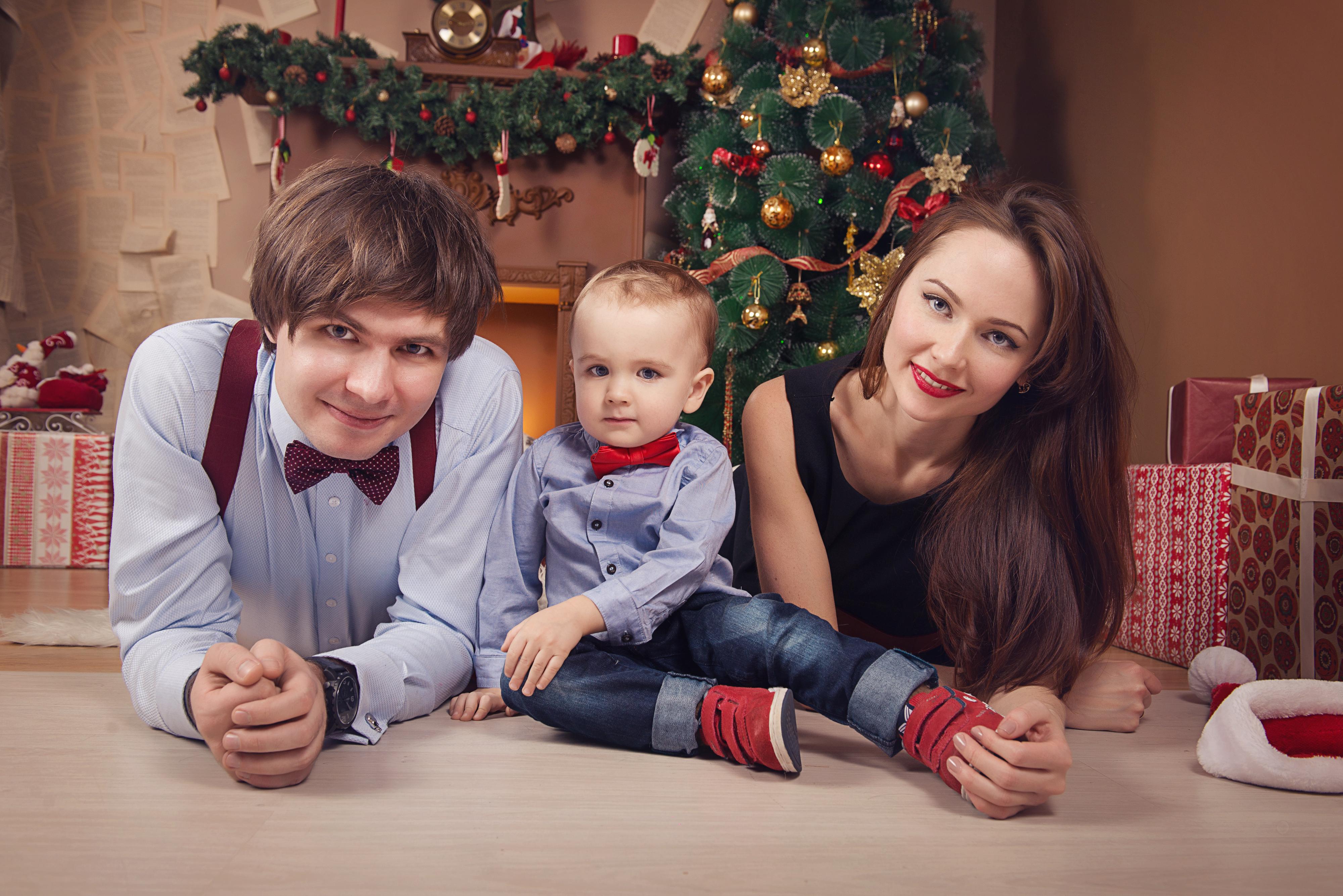 новогодняя фотосессия Подольск