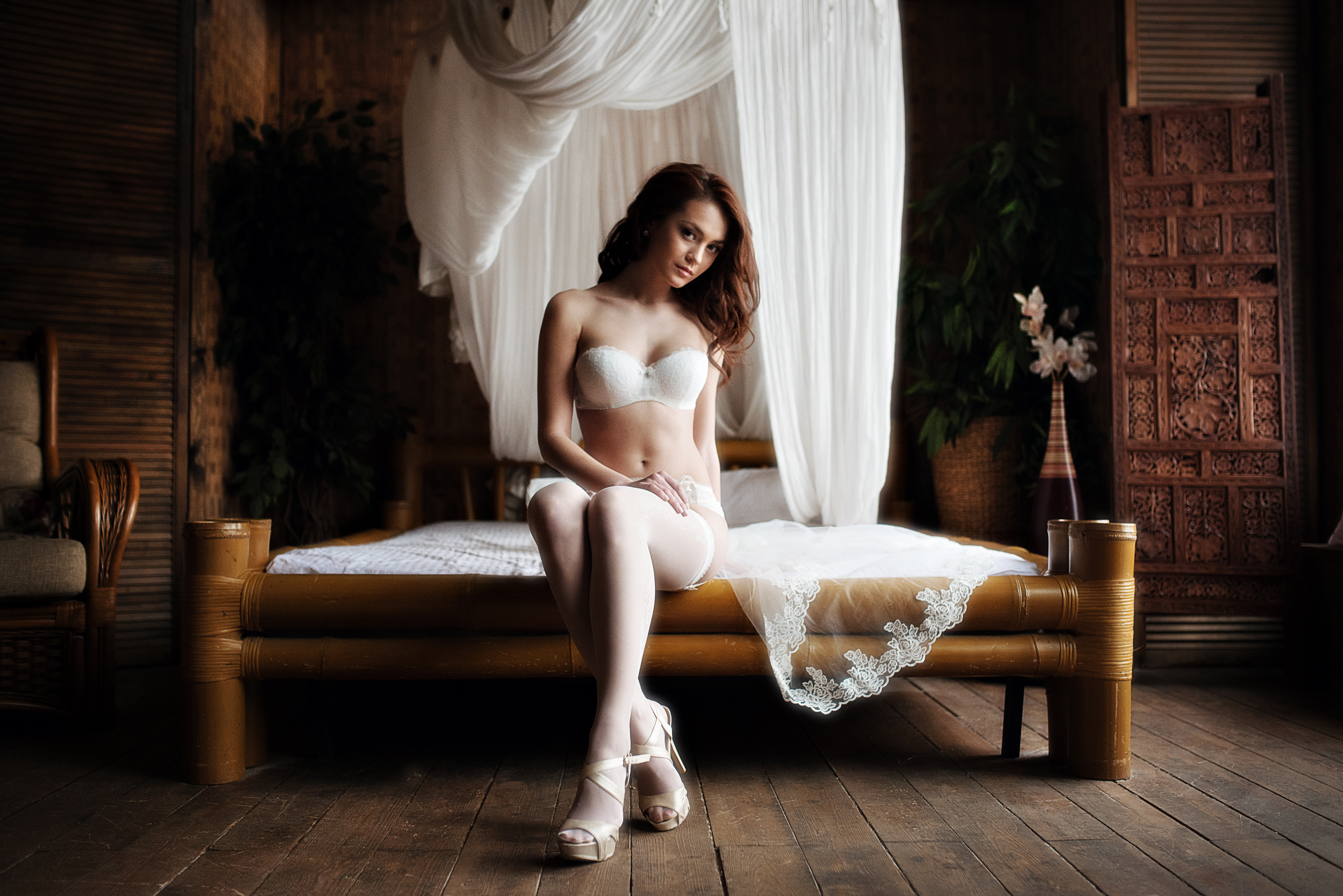 невеста будуар