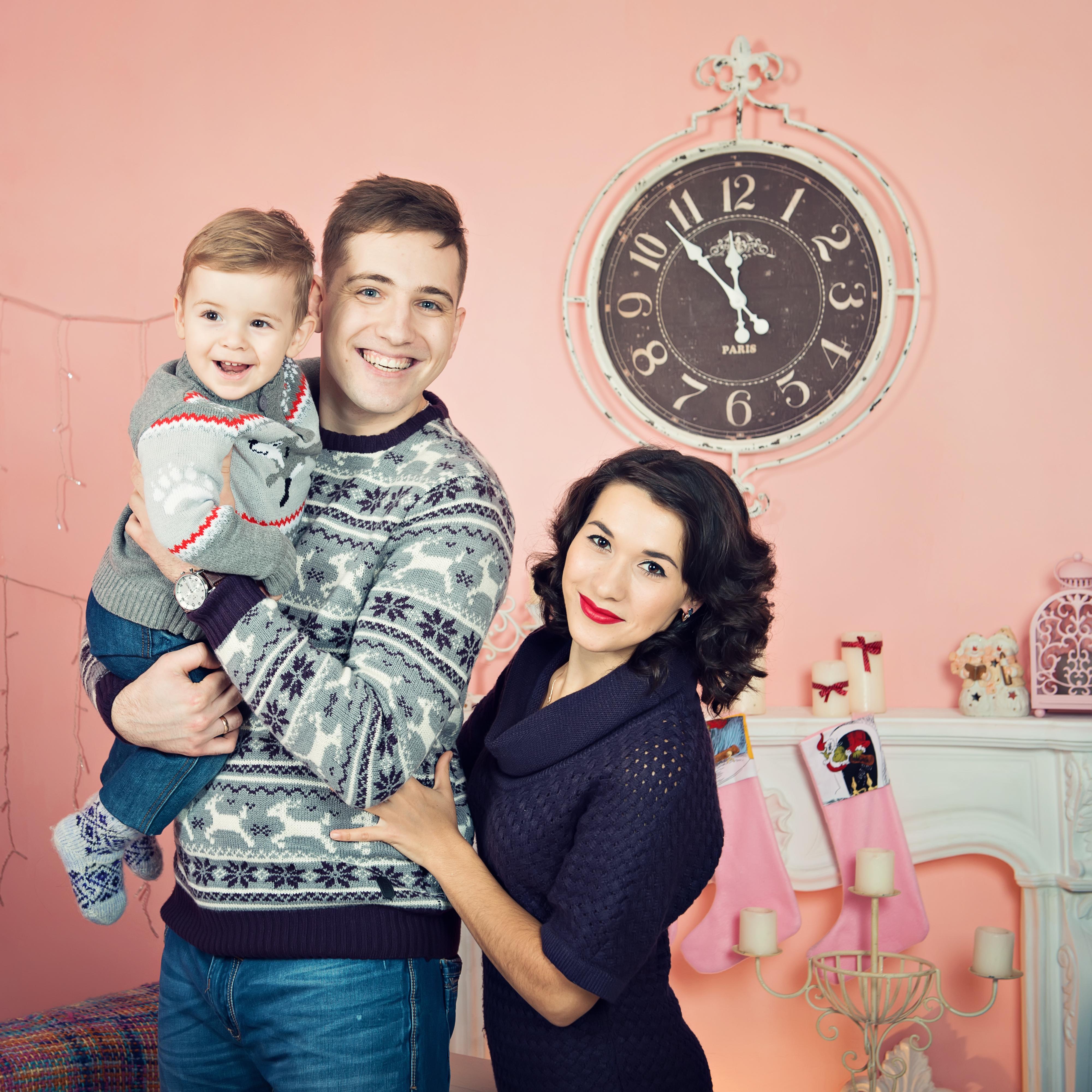 семейная фотосессия Подольск