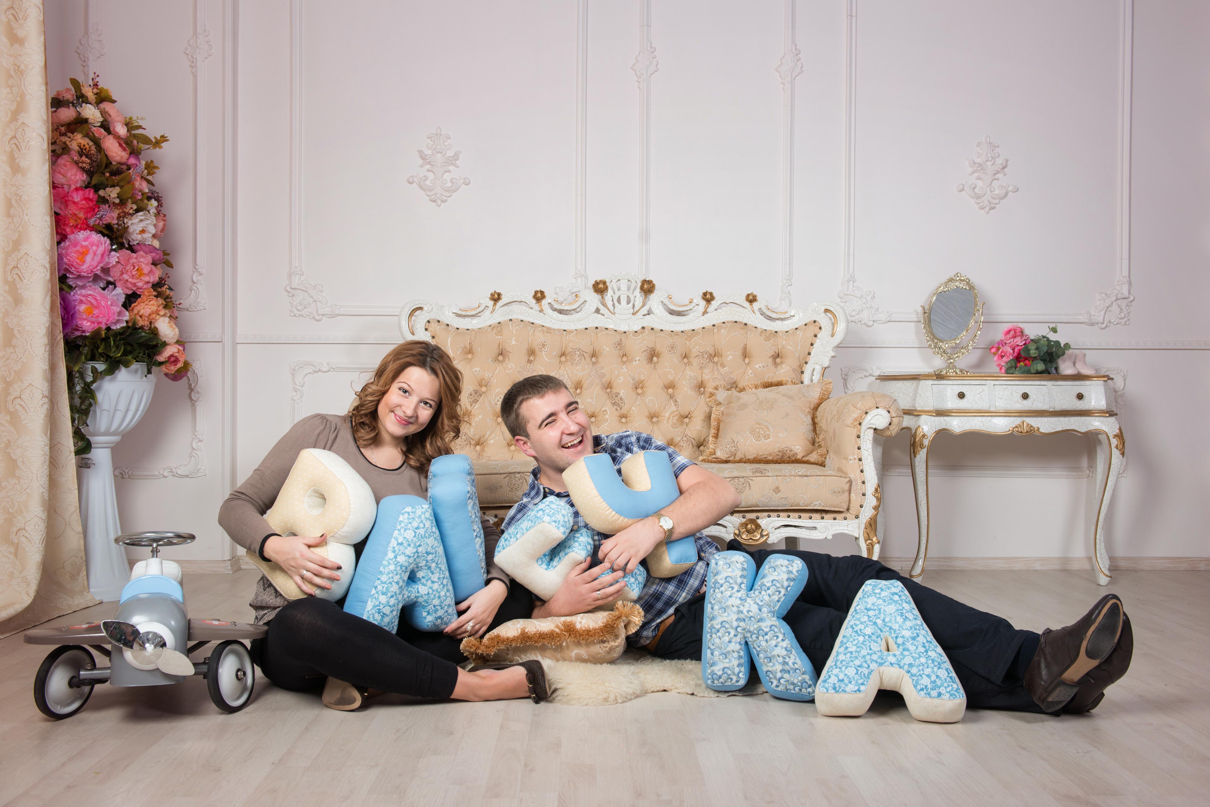 беременная фотосессия москва