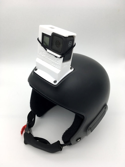 GoPro Mount for Fuel Helmet