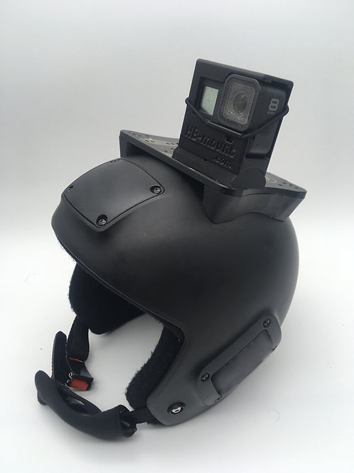 GoPro Mount for any flat surface / top plate