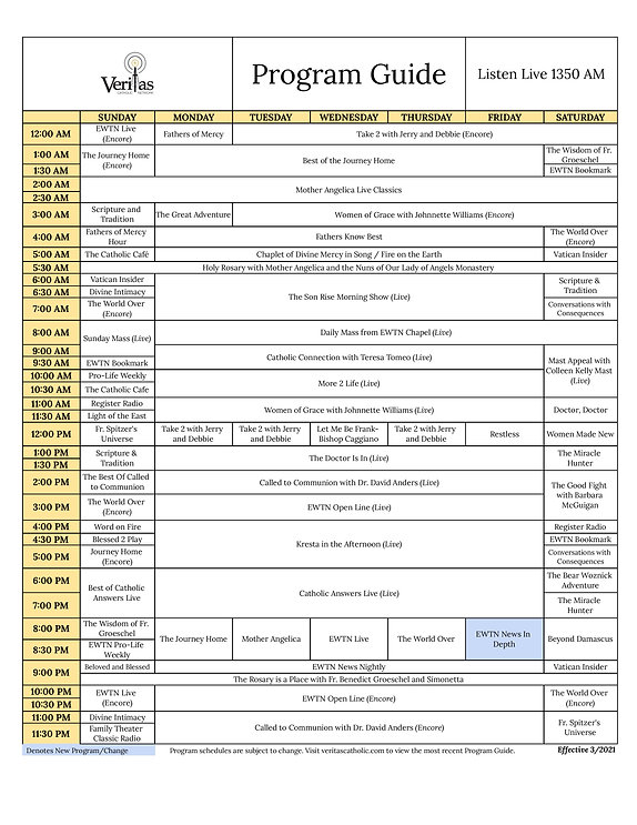 Veritas Programming Grid Eff. 3_2021 - F
