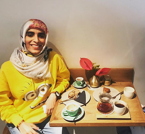 Nooran Al Bannay Abu Dhabi coffee architecture