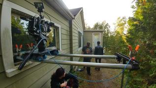 filming outdoor