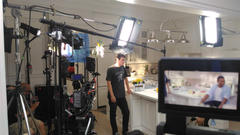 Commercial Filming