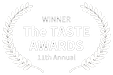 WINNER-TheTASTEAWARDS-11thAnnual-300x199