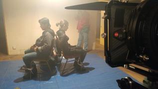 filming angle