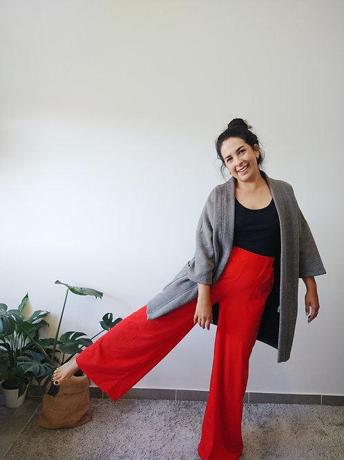 Kimono Antônia | Cinza