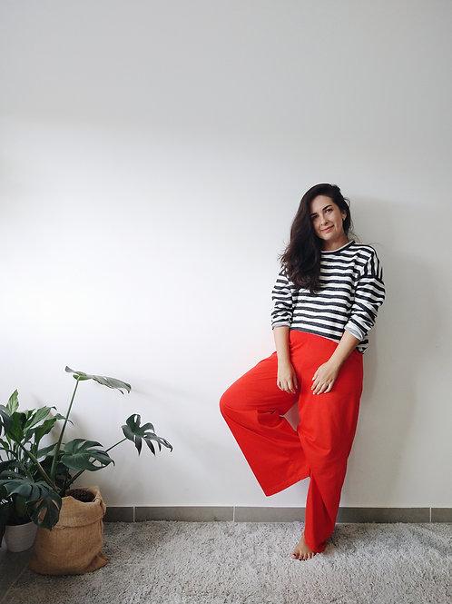 Pantalona Clarice | Vermelha