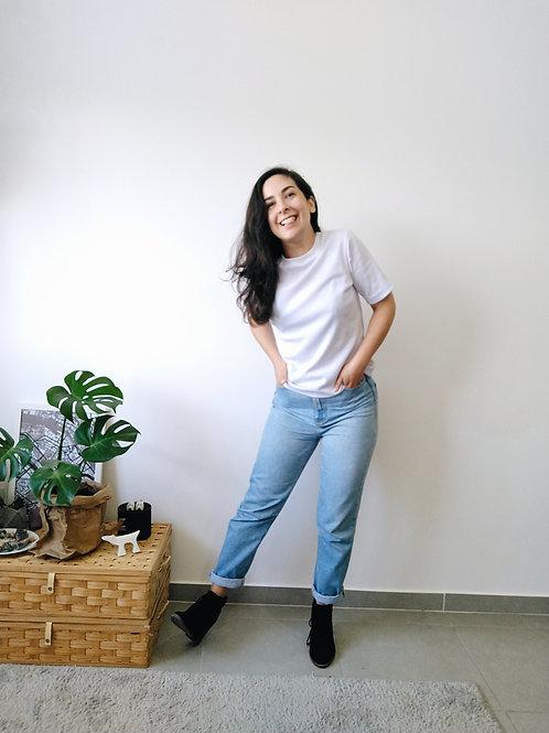 Blusa Jeanne | branca