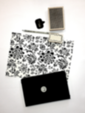 créer carte de viste bourgogne - set papeterie lohraza