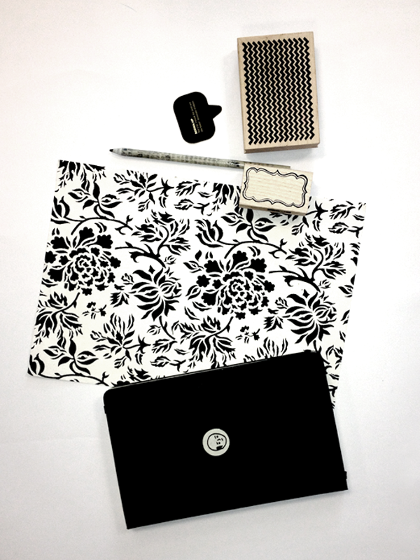 Black Paper Set