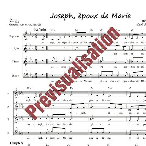 Joseph époux de Marie