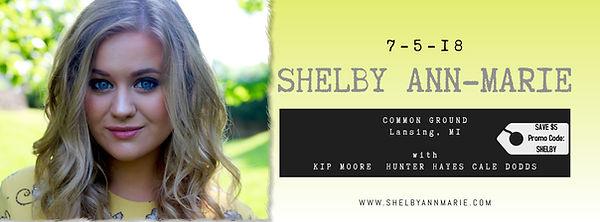 Shelby Ann-Marie News