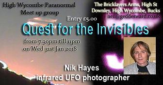 Nik Hayes High Wycombe ParanormalTalk.jp