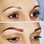 Correction of old tattooing/microblading