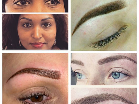 What's your favourite brow style?