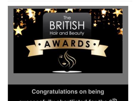 I've been shortlisted! :)