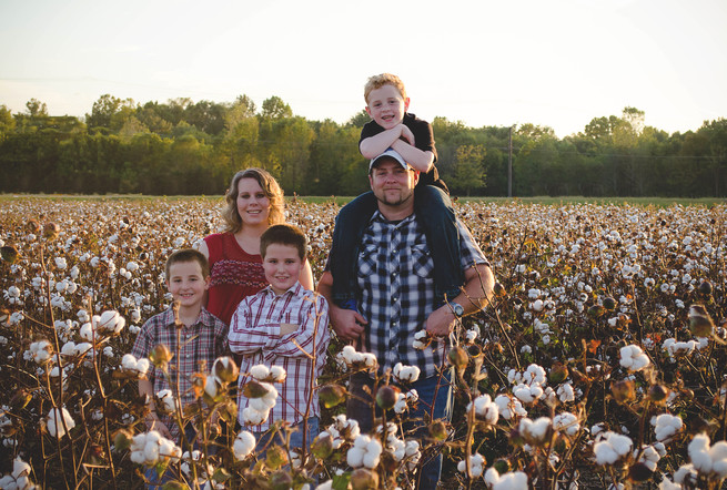 cotton family