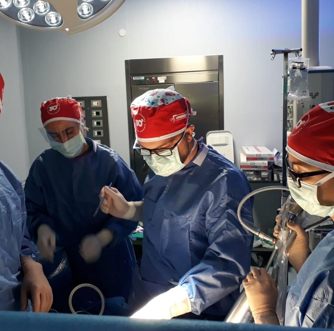 Dr.Andrea Peri e gruppo di lavoro