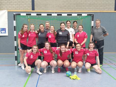 Weibliche A-Jugend qualifiziert sich für die Oberliga