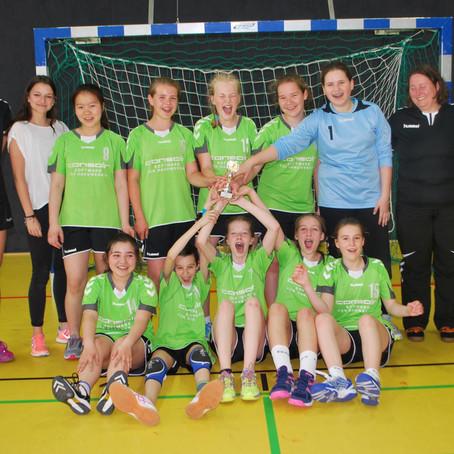Weibliche C-Jugend ist Kreispokalsieger