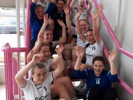 Weibliche B-Jugend spielt kommende Saison in der Oberliga