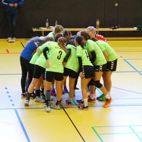 Damen steigen in die Bezirksliga auf!