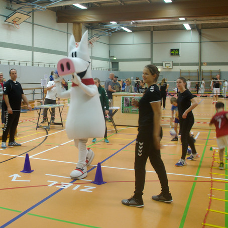 HSV Wegberg bei KIDS4FUN