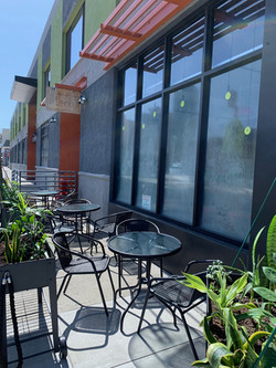 Outdoor Seating 1