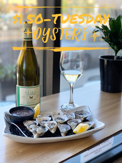 Oyster Tuesdays