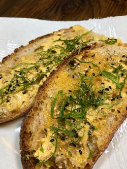 Uni-Butter Toast
