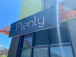 Plenty - Sign 03