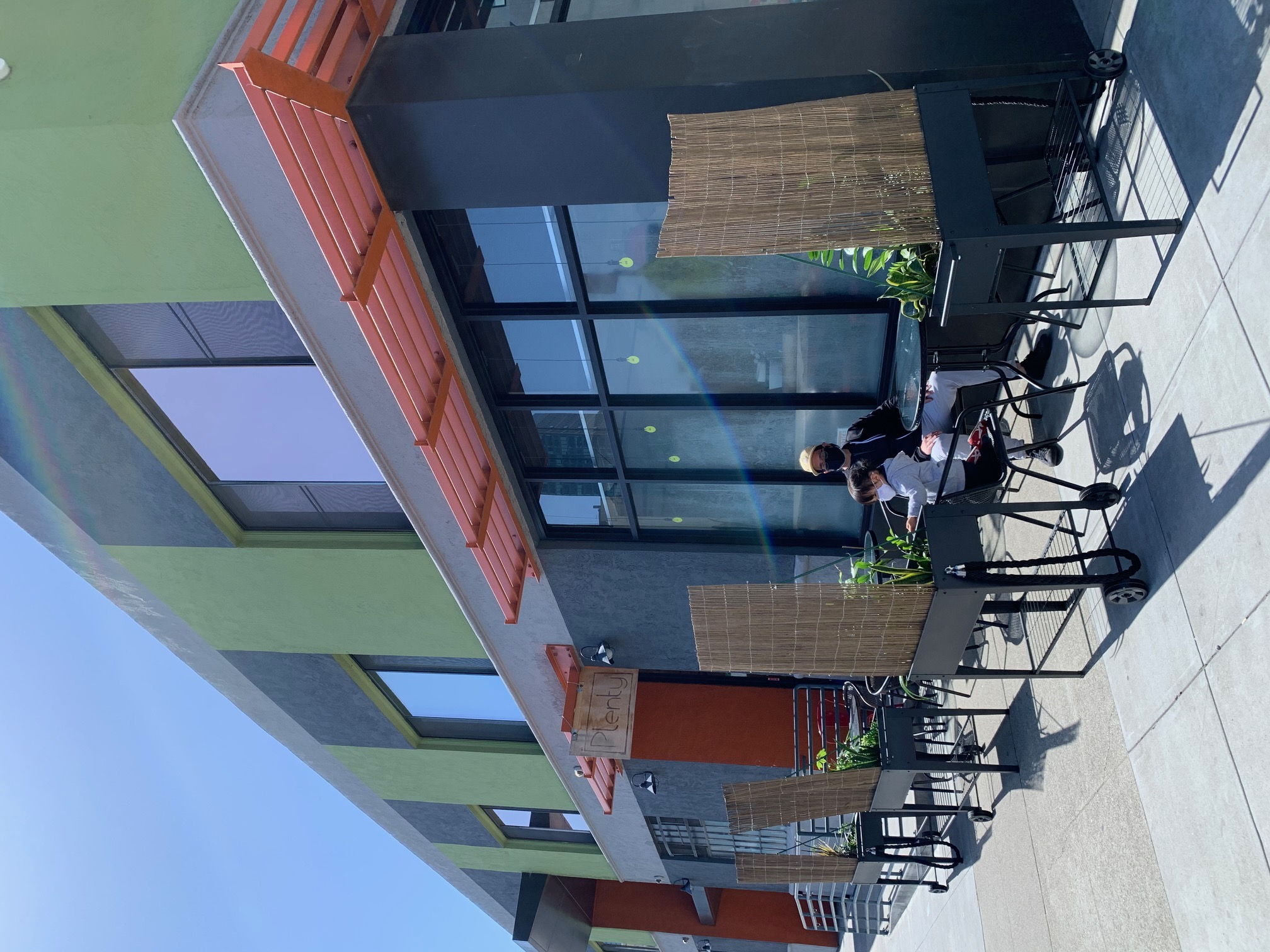 Outdoor Seating 2