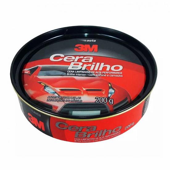 Cera Brilho - 3M