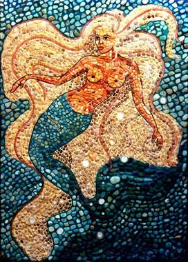 Mermaid Waterwall