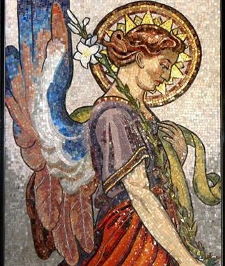Fremantle Mausoleum Angel